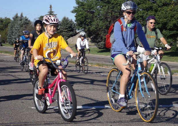 A music-filled fall bicycle ride through St. Paul, the 24th annual Saint Paul Classic Bike Tour will be held on Sunday, September 09, 2018. The ride unveils the beauty of the Capital City and celebrates the historic neighborhoods there.