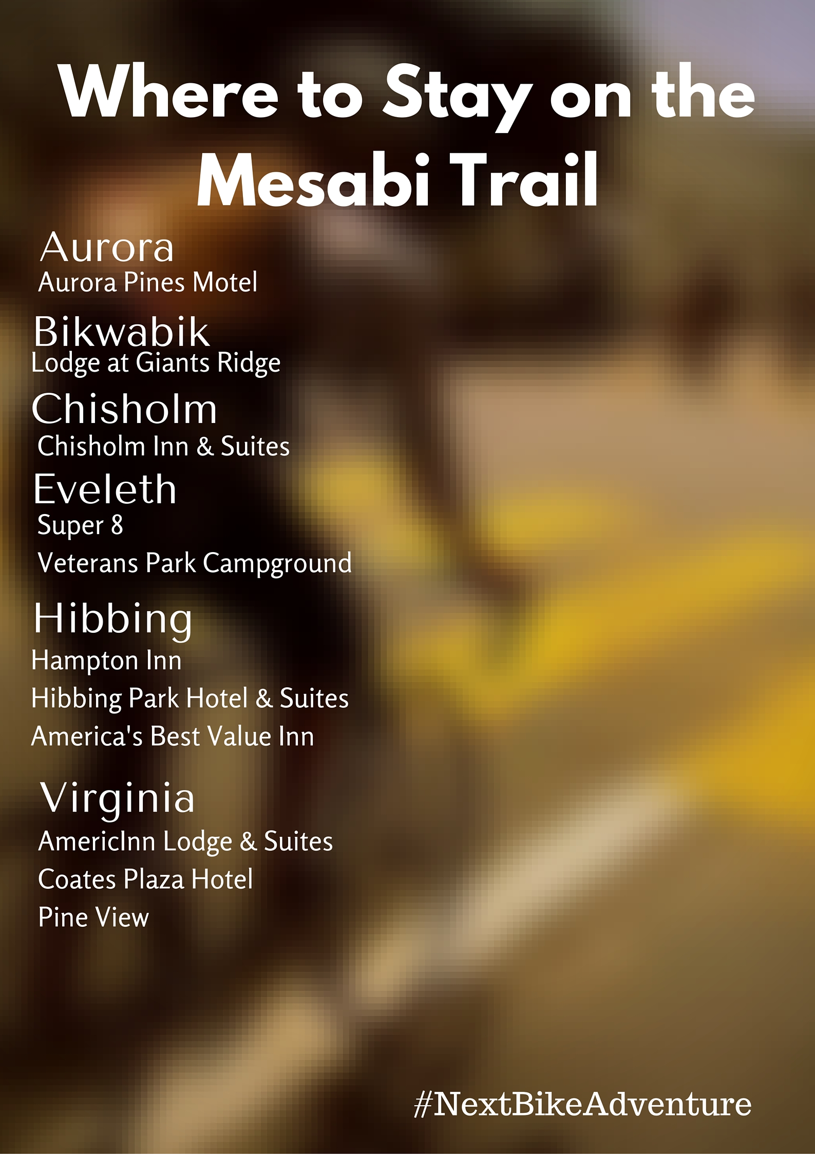 Find Your Next Adventure Biking Mesabi Trail