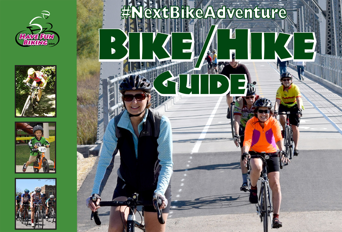 Check out the new Minnesota Bike/Hike Guide for updated information, activities, and fun events that will take you on your #NextBikeAdventure!