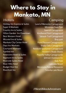 exploring mankato hotels