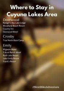 exploring cuyuna lakes