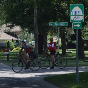 With a 125 county level bicycle maps of Minnesota's roads and trails it is easy to get around the state.