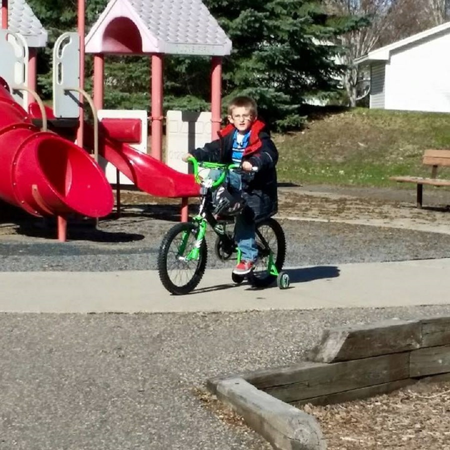 With large play structure and plenty of bike trails, Lions Park is a fun place to visit.