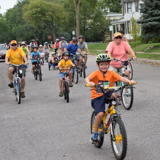 The La Crosse Bike Festival is a Labor Day Weekend of Fun.