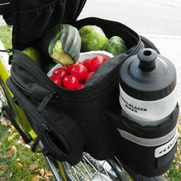 Have yoom in your bike bag to stop at one of the many farmers market in the Twin Cities Gateway.