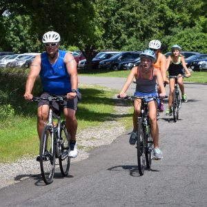 Mounds View is a great mix of busy and calm where you can ride your bike along creek side trails to visit festivals like the town's 60th Annual Festival in the Park. This two-day jam-packed festival is a great way to start the end of summer vacation.