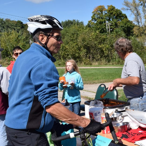 Last chance this Saturday, for the Root River 'Taste of the Trail, this Saturday, September 24th, on the east side between Houston and Rushford, MN.