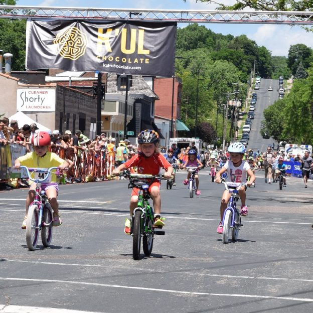 One last major bike race (holiday) before the school year photo was captured at the North Star Bicycle Festival and race that happens each June, in Stiillwater, MN.