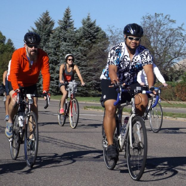 Four days and counting, the St Paul Bicycle Classic.