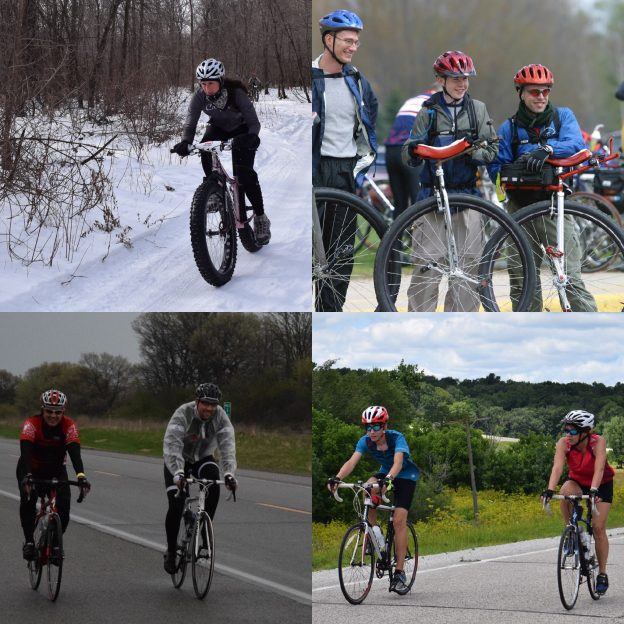 With 2016 coming to an end, we want to do some reflecting on all the good things we've done this year at HaveFunBiking. From the Root River Bluff & Valley Bicycle Tour to the Free Bike 4 Kids events at Mall of America.