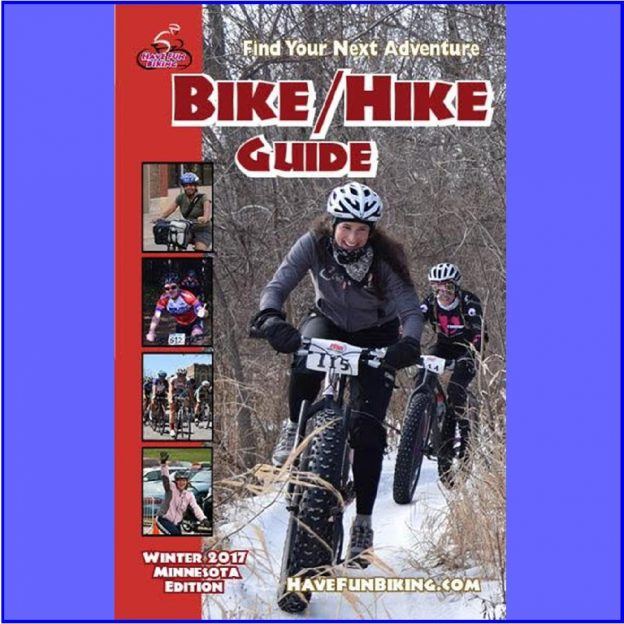 The winter edition of the Minnesota Bike Guide has been updated with more maps and helpful tips for your viewing pleasure.