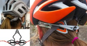 Helmet retention device