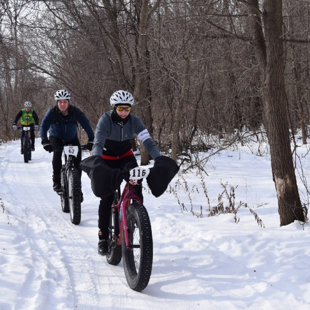 Another perfect weekend to take in some bike events and get outdoors for some fat biking.
