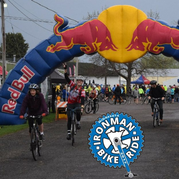 Hip Hip Hooray! Minnesota Iron Man Bike Ride Registration Opens Today!