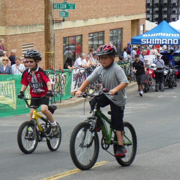 Family rides are the perfect time to teach your kids about riding safely.