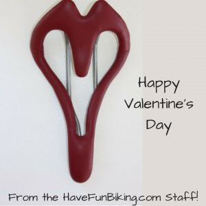 Happy Valentine's Day from all of us here at HaveFunBiking.com.
