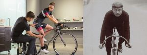 Road bike fit