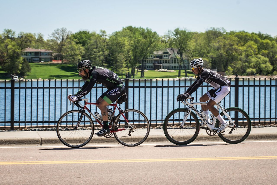 Two fun routes the Fulton Gran Fondo, and the Medio Fondo explore some of the most picturesque parts of the Twin Cities.