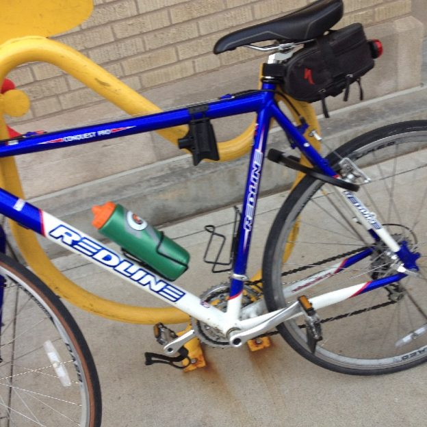 This weeks Tip Tuesday is featuring bike locks. You won't always be around your bike, which means it will be left unattended at some point.