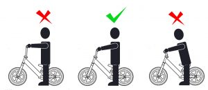 balance bike sizing