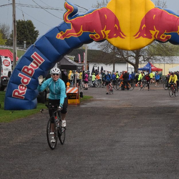 The Minnesota Iron Man Bike Ride is quickly approaching! With about six weeks left till ride day, we just wanted to remind you to get registered.