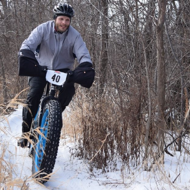 Happy Flashback Friday, everyone! In today's pic we venture back to last season.Our Fat bike loving friends can't wait for the winter season.