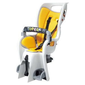Rear mount baby seat kids