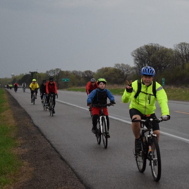 Its number 20 of 30 Days of Biking and its raining again in the north half of Minnesota and Wisconsin.