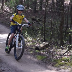 Another beautiful day for Miles of Smiles Sunday and another reason for 30 Days of Biking and a great time to hit a mountain bike trail here in Minnesota.