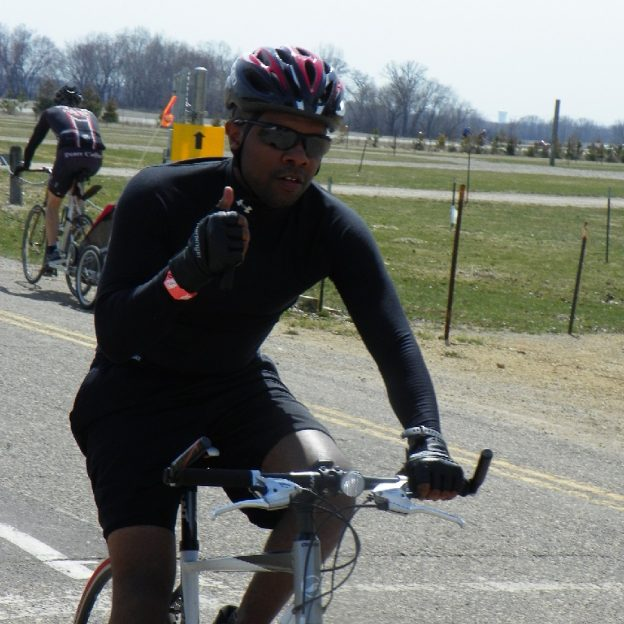 "Its number 21 of 30 Days of Biking and the sun is back with temps back in the 60""s - Perfect weather for riding."