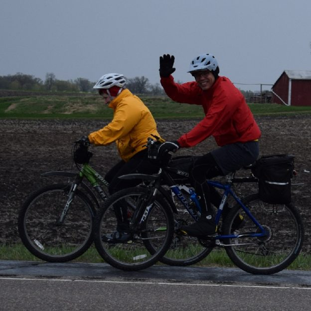 30 Days of Biking and the MN Ironman Bikw Ride were a Success out in Waconia on Sunday.