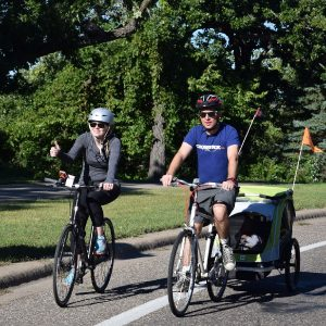 As you look around the Minneapolis Northwest area have no fear take a close look, you can even ride a section of the Mississippi River Trail while visiting.