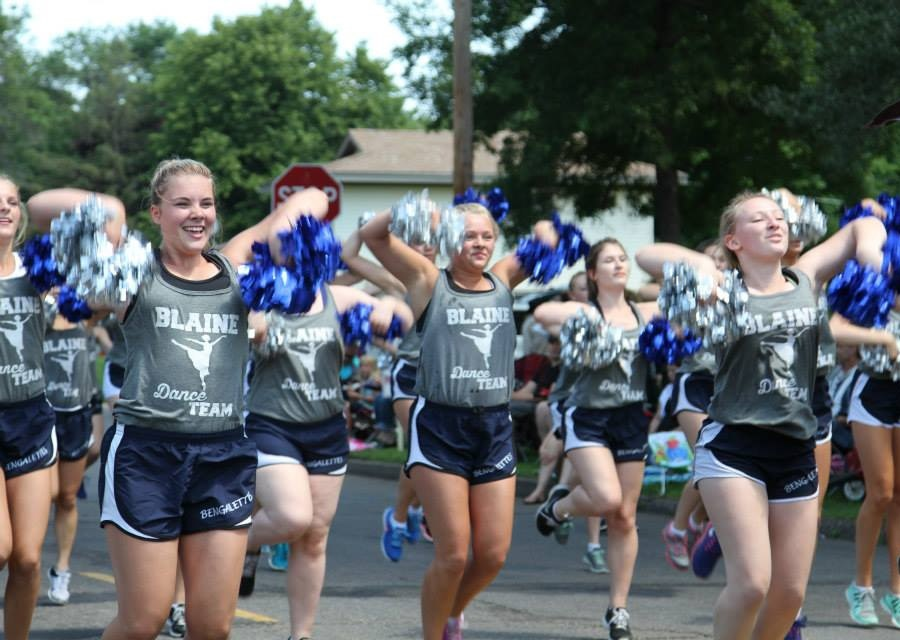 You wont want to miss the annual-toe tapping Blaine parade, fun for the entire family!