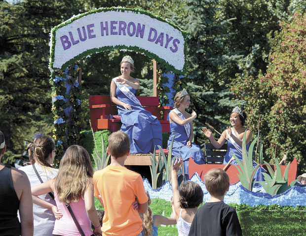 The celebration and parade in Lino Lakes is fun for the whole family.