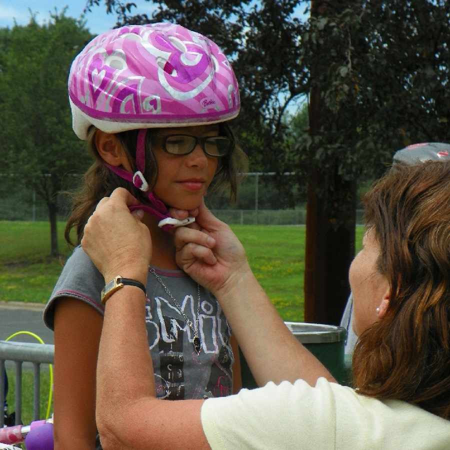 Keeping you safe along life's road this Safety Safari will teach you how to properly fit your bike helmet.