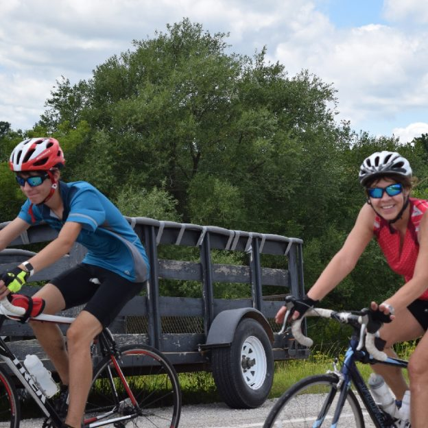 There is still time to sign-up for the Root River Bluff & Valley Bike Ride, in July