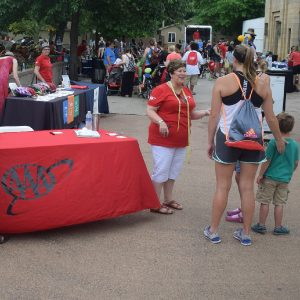 The AAA Minnesota Safety Safari at the Como Zoo was well attended