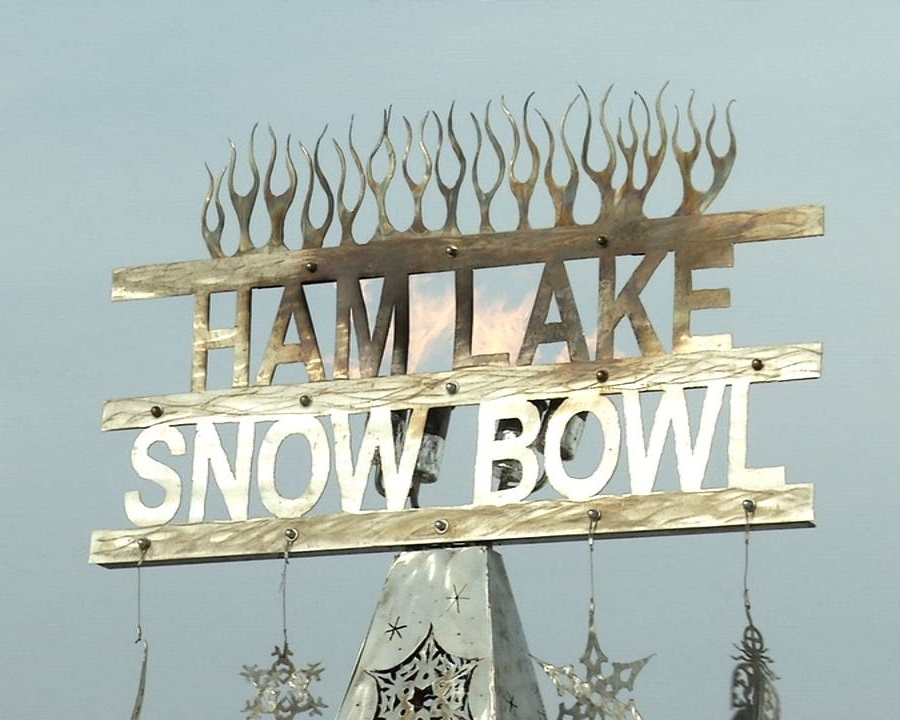 Bring your fat bike, or rent one and come to the Annual Ham Lake Snow Bowl on February 10, 2018