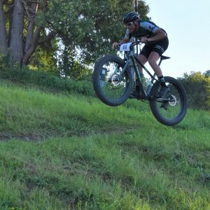 Bunny Hop Monday on the mountain bike trail