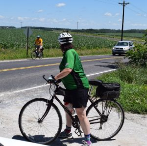 Minnesota motorists have the option to pass a bicycle in a no passing zone, as of July 1