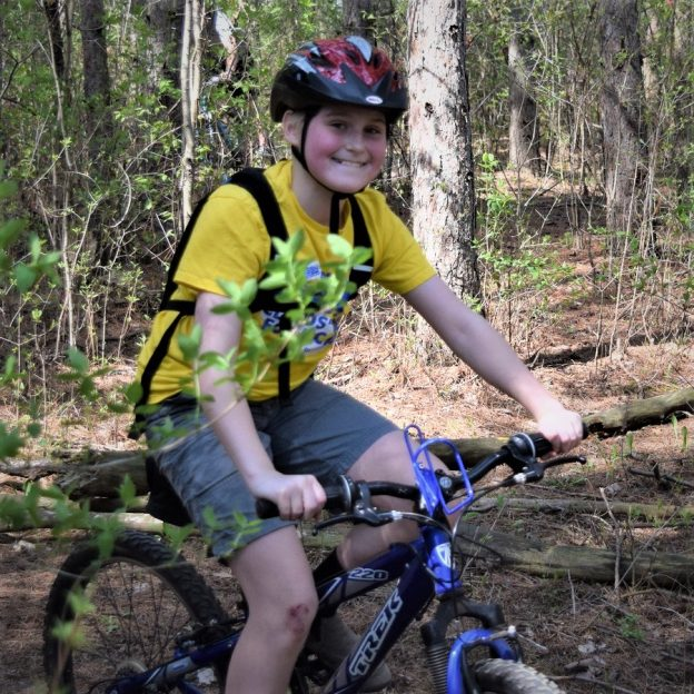 With the temps cooling down and humidity dropping it's a perfect day for a trail ride on one of  Minnesota's mountain bike trails maintained by members of MORC (Minnesota Off Road Cyclists).