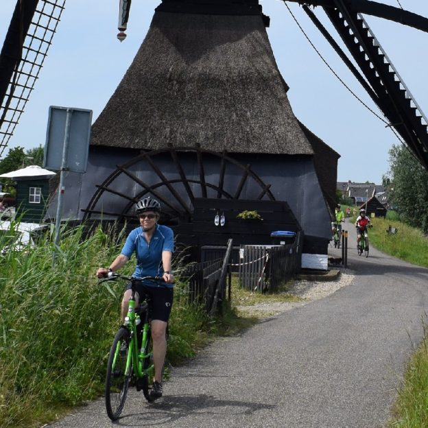 It fun to get out of the states to bike and explore the Netherlands