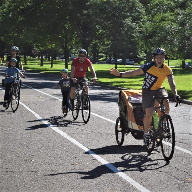 Now that it's Friday, it's time to ride off for a weekend. Maybe to the Great River Energy Mesabi Trail Bike Ride Tour for a fun weekend on the Iron Range?
