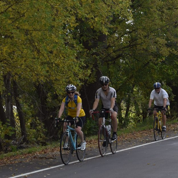 With all the great things about fall bike riding there are some dangers as well. Read on to learn how to enjoy the fall riding season safely.