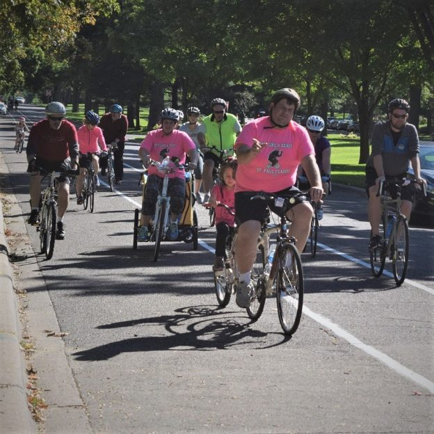 The Saint Paul Classic, in its 23rd year spotlights several of the scenic parks and parkways of Saint Paul, Sunday, September 10th.