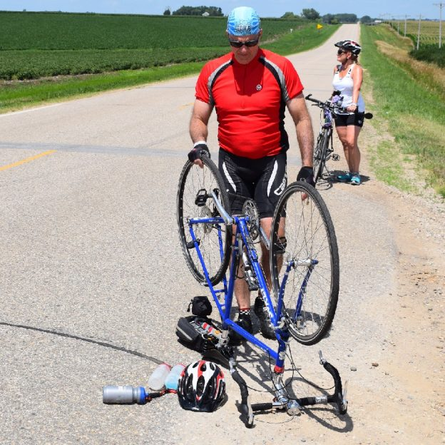 AAA Road Service now includes bicycles, it like have a SAG in your back pocket and a call away.
