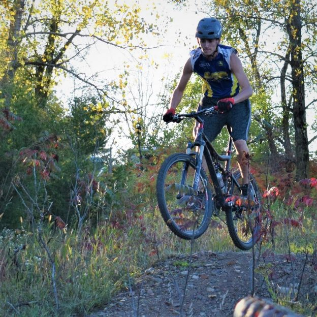 If life were a mountain bike trail and Wheelie Wednesday helped smooth out your day-to-day ride or aided you in dropping into your sweet spot,