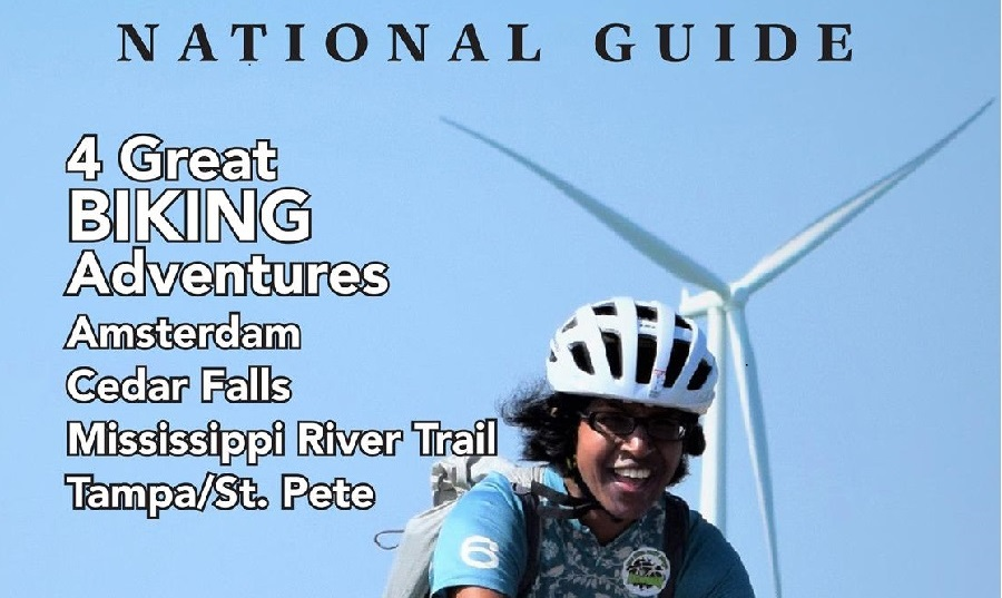 Check out the new national bike guide offering all levels of cyclists easily access the latest onfun places to ride, helpful tips, gear and more.