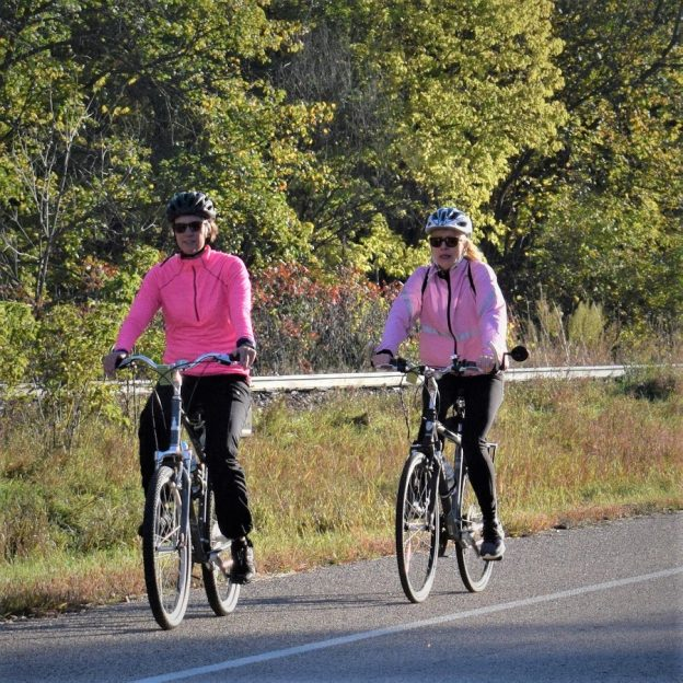 In Minnesota's lake country, the Heartland Trail Area never lacks when it comes to outdoor recreational activities. Discover many fond memories pedaling the trails and attending festival scheduled throughout the summer here.