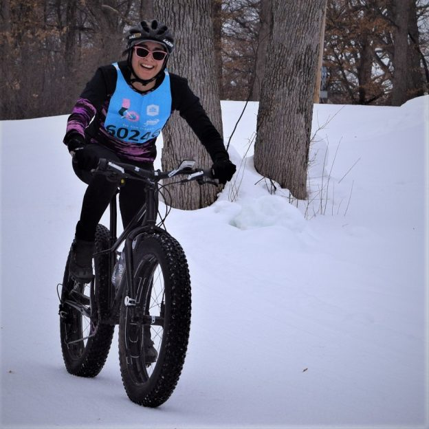 Yeah its Friday and with so many fat bike races coming up why not consider entering one. Not to win, unless you are highly competitive, but to get out on a new fat bike course that is groomed and ready to explore.